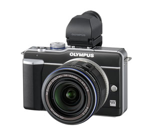 Olympus  PEN  E-PL1  highlights