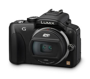 Panasonic Lumix G3 interchangeable lens system camera highlights