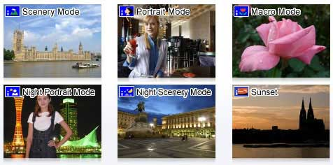 Intelligent Scene Selector