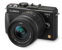 Panasonic GX-1 Digital Camera