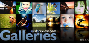 Photo Galleries at DP Review