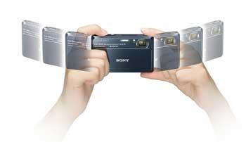 Sony DSC-TX7 Digital Camera Sony_tx7_panorama