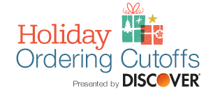Amazon Holiday Ordering Cutoffs | Presented by Discover