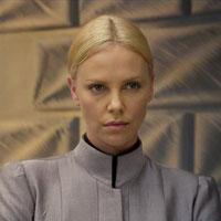 Charlize Theron as Meredith Vickers