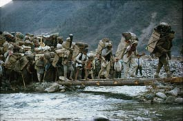 The Call of Everest: Porters