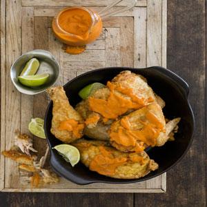 Charles Phan Hard Water's Chicken