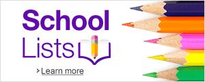 School Lists