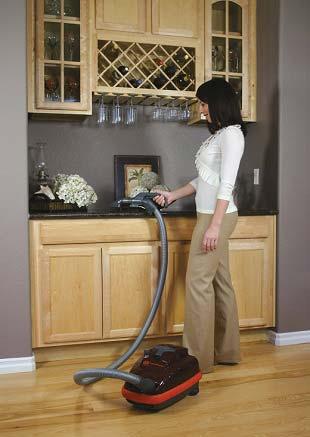 Sebo Airbelt Canister Vacuum