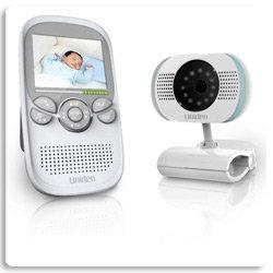 uniden ubr223 2 4 inch baby monitor with indoor portable camera. Black Bedroom Furniture Sets. Home Design Ideas