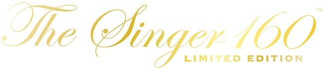 SINGER 160 Logo