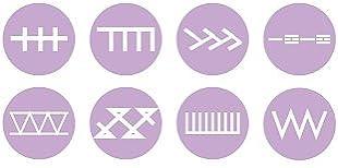 17 decorative stitches