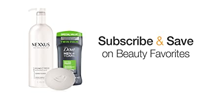 Subscribe & Save on Beauty Favorites