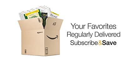 Subscribe & Save: Your Favorites Regularly Delivered