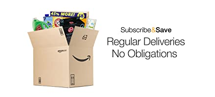 Subscribe & Save: Regular Deliveries No Obligations
