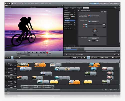 Automatic Video Editing
