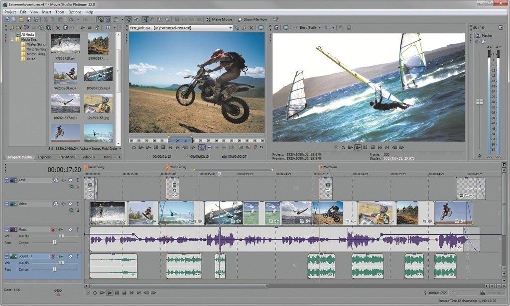 Amazon.com: Sony Movie Studio Platinum Suite 12: Software