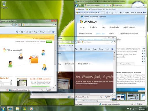 بشفافية البرنامج AquaSnap Win7-SnapScreen-4inch._V222832938_.jpg