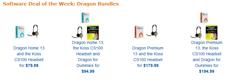 Dragon Deal of the Week