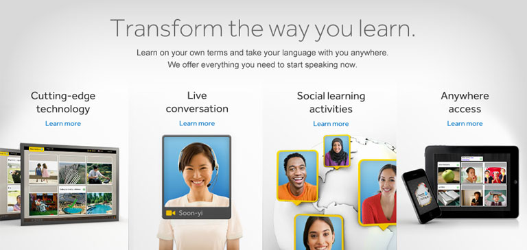 Rosetta Stone Langue-Learning Software