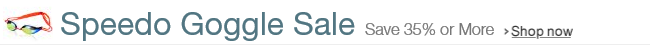 Speedo Summer Goggle Sale