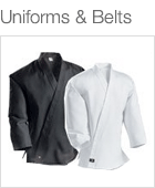 Fightwear, Uniforms, and Belts