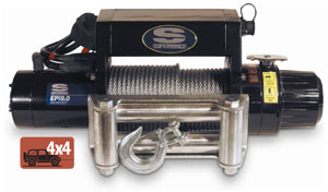 Superwinch 09034 EPi9.0 Series Master Winch