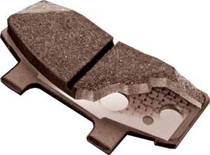 Satisfied Pro Ceramic disc brake box