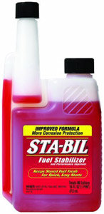 16-oz bottle of Gold Eagle Sta-Bil Fuel Stabilizer