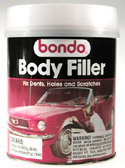 Quart container of 3M/Bondo 262 Auto Body Filler
