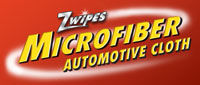 Zwipes Microfiber Automotive Cloth logo