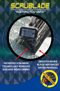 Scrublade scrubber technology explained