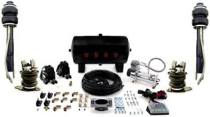 Air Lift 95752 Front and Rear Digital Combo Kit