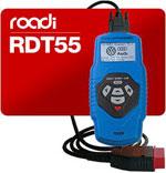 RDT55 specific Roadi logo
