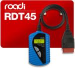 RDT45 specific Roadi logo