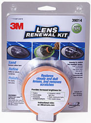 The 3M 39014 Lens Renewal Kit in package