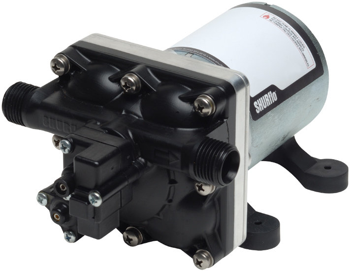 Amazon Com Shurflo 4008 101 E65 3 0 Revolution Water Pump