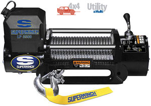 Superwinch 1585202 LP8500 Series Winch