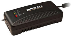 The Duracell 12 Amp Battery Charger