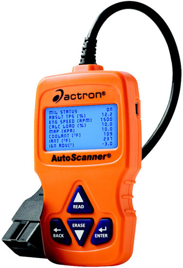 Amazon.com: Actron CP9575 AutoScanner: Automotive
