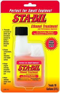 4-oz bottle of Gold Eagle Sta-Bil Ethanol Treatment and Performance Improver