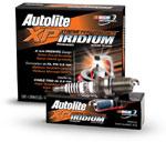 Autolite XP Xtreme Performance spark plug with box