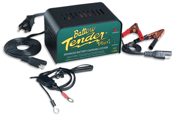 Battery Tender 021 0128 Battery Tender Plus 12v Battery