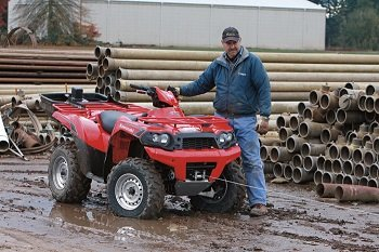 atv winches 2012 powerful winching for work and play