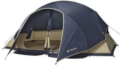 The High Trail sleeps up to eight c&ers and offers a roomy 165 square feet of space.  sc 1 st  Tent Source & Columbia High Trail Family Dome Tent | The Tent Source