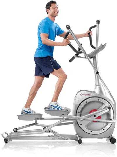 Schwinn 450 Elliptical Trainer Side View