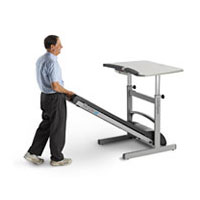 TR1200-DT5 treadmill desk