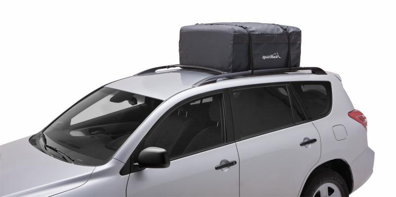 Sportrack Cargo Bag Foot Cargo Bag Mounted on