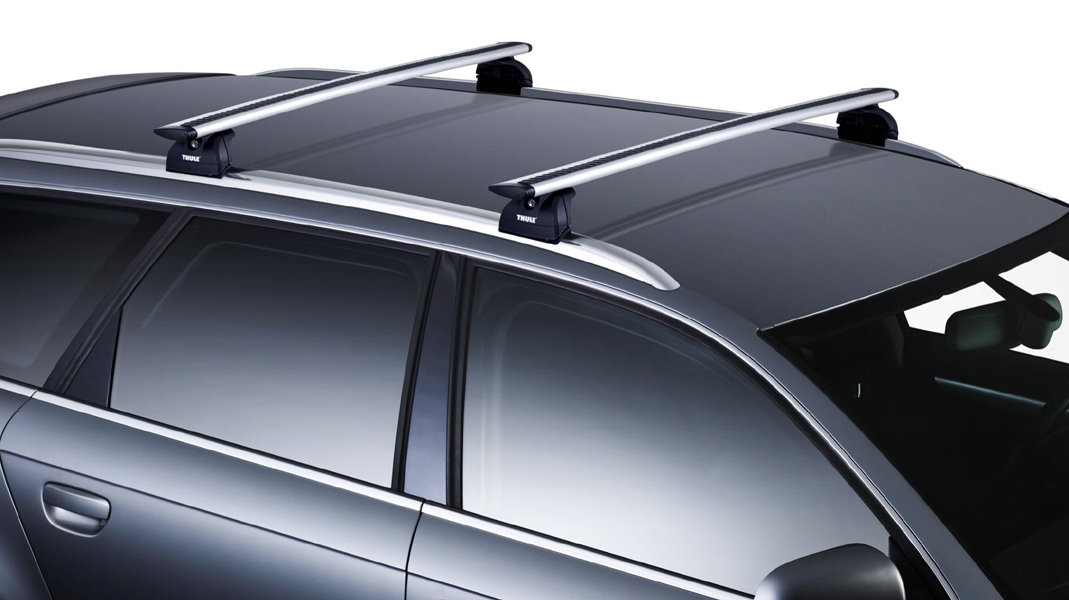 for most Thule racks and rack accessories. * (Rack feet not included
