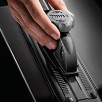 Thule cargo box Quick-Grip mounting hardware