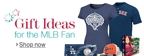 Gift Ideas for the MLB Fan